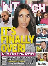 In Touch (weekly magazine) April 3, 2017 -- Kim and Kanye, Beyonce, Tom Cruise