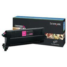 ORIGINALE Lexmark toner c9202mh MAGENTA LEXMARK c920 a-Ware