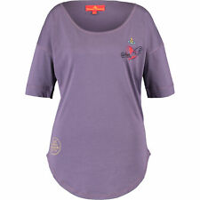 Genuine VIVIENNE WESTWOOD Women's Ladies Purple Top - size M / UK12