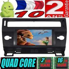 ANDROID 10 CITROEN C4 2004-2012 AUTO VOITURE RADIO DVD GPS CAR USB WIFI SD DAB+