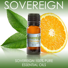 ESSENTIAL OIL 100% PURE..WILD ORANGE...SIZE IS 10ml  WITH FAST & FREE UK POSTAGE