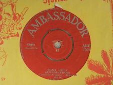 Akwaboa's Band (import 45) Wama Mehia bw ...Ye Musa   VG Ghana vocal