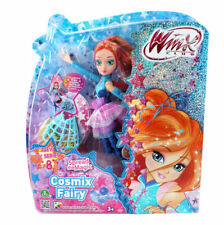 GIOCHI PREZIOSI Winx Cosmix Fairy 6 Bambole Assortite