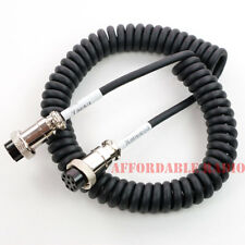 Yaesu MD-100 MD-200 microphone cable fit Kenwood TS-590S TS-890s TS-990s TS-2000