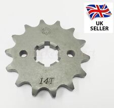 Front Steel Drive Sprocket 1263-14 Kawasaki Off Road KD80 M1-M8  80-87