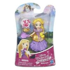 Disney Princess Little Kingdom Snap-Ins Series Tangled Movie Rapunzel Doll NEW