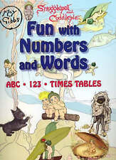 Fun with Numbers and Words: ABC/123/times Tables by May Gibbs (Hardback, 2007)
