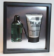 Burberry The Beat Men Eau de Toilette Spray 50 ml + Energising Shower Gel 100 ml