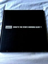 OASIS - Whats the Story Morning Glory -  Book from the DELETED Box Set SEALED