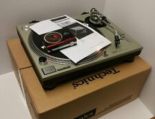 Technics 1200 MK2 Turntable Mint Condition