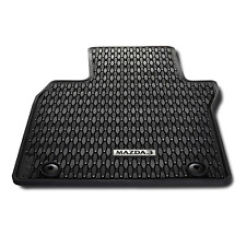 Genuine Mazda 3 ALL WEATHER mat set 2019 - 2020