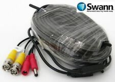 Original Swann Video & Power 60ft / 18m BNC Cable Black