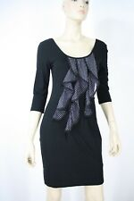 Review Black Ruffle Dress Size 12
