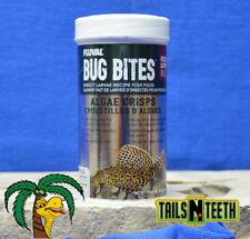 Fluval Bug Bites Algae Crisps 100g ~ Insect Larvae High Protein Diet