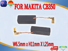 Carbon Brushes For Makita CB350 3210FCT HR3210C HR4002 HR4011C HR4001C HK1820 AU