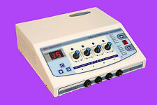 Electrotherapy Physiotherapy Pain Relief MACHINE 4 Ch Muscle Rehabilitation B4@