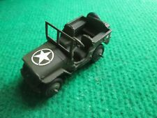 DINKY TOYS ARMY JEEP (LOT T91)