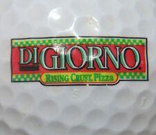(1) DIGIORNO FROZEN PIZZA LOGO GOLF BALL