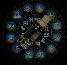 ZODIAC SIGN Potion Ritual Oil Anointing Oil Spell Oil ~ Wicca Witchcraft Oils