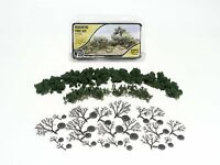 Woodland Scenics Realistic Tree Kit - Model Railway, Wargames, Diorama, Scenic