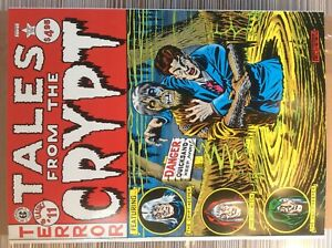 EC Classics #11 Tales From the Crypt reprint 1988 HUGE Magazine Size