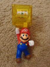 "Super Mario Slot Machine 5"" McDonald's Happy Meal Toy Figure 2018"