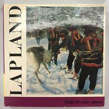 Lapland Panorama-books Kaija Hietala Mikko Kilpi Kingsley Hart Vintage