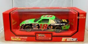 Racing Champions 1:24 1993 Diecast Car #18 Dale Jarrett Interstate Batteries