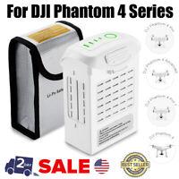15.2V 5350mAh Lipo Intelligent Flight Battery for DJI Phantom 4/4 Pro Plus Drone