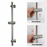 Edelstahl Duschsystem Brausestange 68 cm Brausehalter Duschstange Dusche Brause