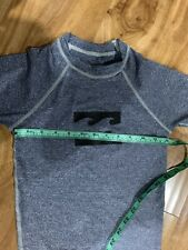 billabong t shirt Performece Fit  Surf Size 8 Kids