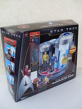 star trek transporter room u.s.s enterprise scotty playset 2008 playmates 61902