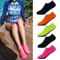 Unisex Water Skin Shoes Aqua Socks Diving Wetsuit Non-slip Swimming Beach
