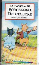 La favola di Porcellino Dolcecuore (1994) VHS   Beatrix Potter