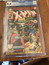 UNCANNY X-MEN Annual 4   CGC 9.4 NM  White Pages