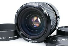Minolta New MD Zoom 35-70mm f3.5 Macro MF Lens f/3.5 [Excellent+++++] from JAPAN