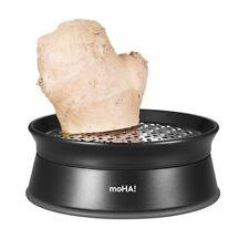 Grattugia Ginger Moha per zenzero noce moscata grana inox 040646 ABS - Rotex