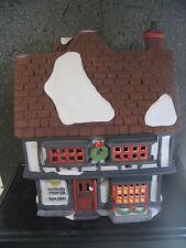 Dept 56 Dickens Village Tutbury Printer Mint In Box