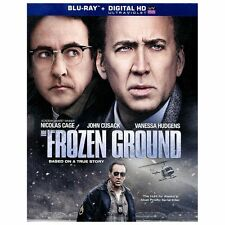 The Frozen Ground (Blu-ray, 2013, Includes Digital Copy UltraViolet) Brand New