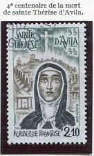 TIMBRE FRANCE OBLITERE N°  2249 Ste THERESE D'AVILA / Photo non contractuelle