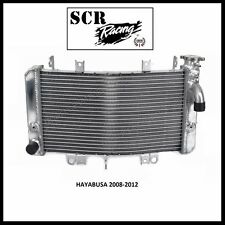 Suzuki Hayabusa GSXR1300R Racing Super Cooling Radiator 2008-2012