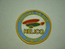 Tateyama Air Base Helico 21MSQ Military Aerodrome Japanese Base Sew On Patch