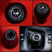 BMW M 5 SPEED SHORT SHIFT KNOB E30 E34 E36 Z3 E38 E39 E46 E53 E85 Z4 M3 M5 M6 X5
