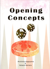 Opening Concepts (Backgammon Odyssey Series 1). Free P&P in UK.