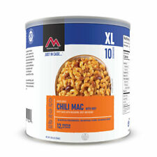 Mountain House Freeze Dried Food Chili Mac with Beef #10 Can