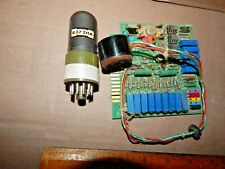 Hamamatsu R372HA PMT Photo Multiplier Tube, Socket and Preamp Board?