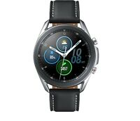 Samsung Galaxy Watch 3 45MM, GPS, Bluetooth LTE (Unlocked) - Mystic Silver