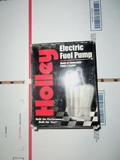 1986 - 1997  Ford Mustang Holley 12-902 255 lph Electric Fuel Pump