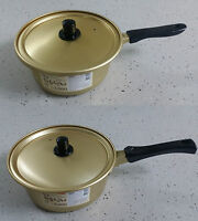 New!  Korean Noodle Ramen Ramyun Pot with Lid(Handle Type), Size(14, 16cm)
