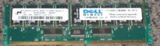 1GB PC DDR1 DDR PC1600R DDR 200 1600R DUAL CL2 RANK 64X4 2RX4 RDIMM ECC-REG
